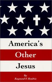 Cover of: America's other Jesus