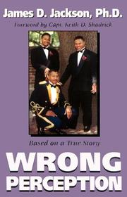 Cover of: Wrong perception