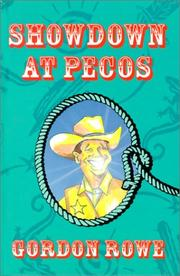 Cover of: Showdown at Pecos