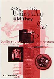Cover of: Which way did they go?