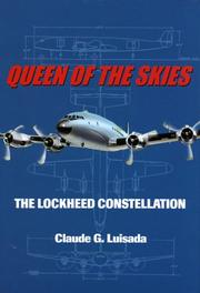 Cover of: Queen of the Skies the Lockheed Constellation | Claude Luisada