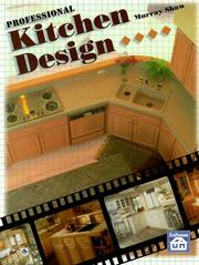 Cover of: Professional kitchen design