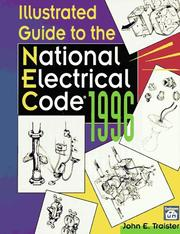 Cover of: Illustrated guide to the National electrical code, 1996