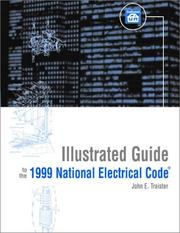 Cover of: Illustrated guide to the 1999 National electrical code
