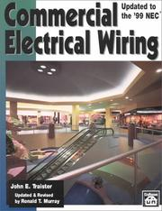 Cover of: Commercial electrical wiring