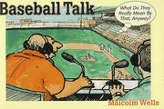Cover of: Baseball talk