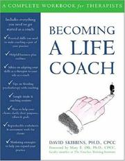 Cover of: Becoming a Life Coach