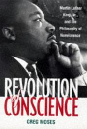 Cover of: Revolution of Conscience