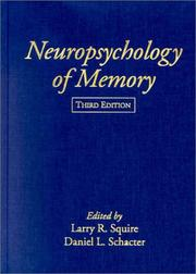 Cover of: Neuropsychology of memory