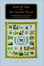 Edith D. Pope and her Nashville friends by Simpson, John A.
