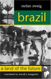 Cover of: Brasilien: land of the future