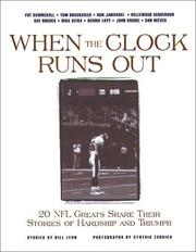 Cover of: When the Clock Runs Out
