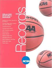 Cover of: Official 2005 NCAA Men
