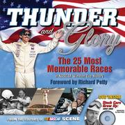 Cover of: Thunder And Glory |