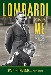 Cover of: Lombardi and me