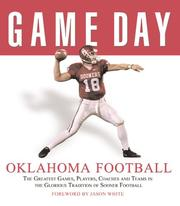 Cover of: Game Day Oklahoma Football