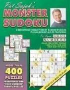 Cover of: Pat Sajak's Monster Sudoku
