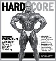 Cover of: Hardcore | Ronnie Coleman