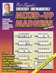 Cover of: Pat Sajak's Code Letter Mixed-Up Madness and More