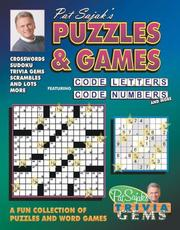 Cover of: Pat Sajak's Puzzles & Games