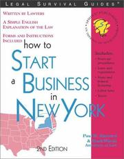 How to Start a Business in New York (Legal Survival Guides)