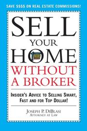 Cover of: Sell your own home without a broker