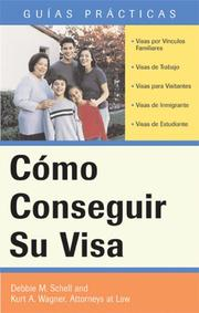 Cover of: Como conseguir su visa