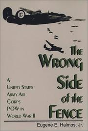 The wrong side of the fence by E. E. Halmos