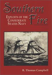 Cover of: Southern fire