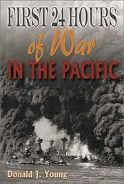 Cover of: First 24 Hours of War in the Pacific