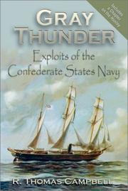 Cover of: Gray Thunder