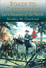 Cover of: Roads to Gettysburg