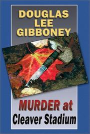 Cover of: Murder at Cleaver Stadium