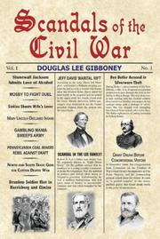 Cover of: Scandals of the Civil War