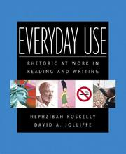 Cover of: Everyday Use | Hephzibah C. Roskelly