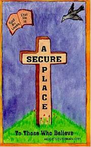 Cover of: A secure place