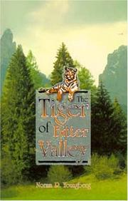 Cover of: Tiger of Bitter Valley