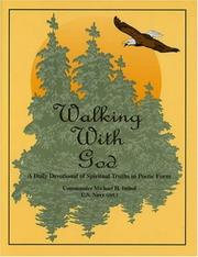 Cover of: Walking with God | Michael H. Imhof