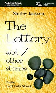 Cover of: The Lottery and Seven Other Stories