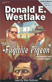 Cover of: The Fugitive Pigeon