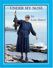 Cover of: Under my nose