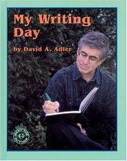 Cover of: My writing day