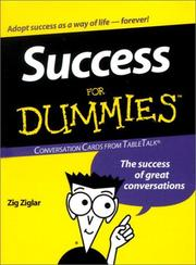 Success for Dummies Card Game by