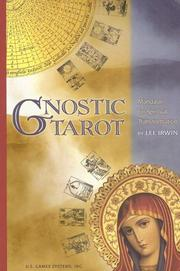 Cover of: Gnostic Tarot | Lee Irwin