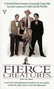Cover of: Fierce Creatures | Iain Johnstone, John Cleese