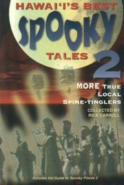 Cover of: Hawaii's Best Spooky Tales 2