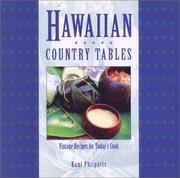 Cover of: Hawaiian Country Tables