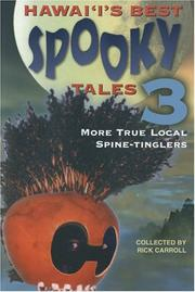 Cover of: Hawaii's Best Spooky Tales 3