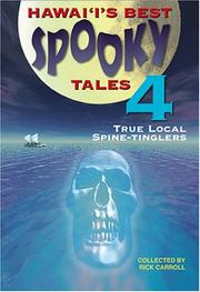 Cover of: Hawaii's Best Spooky Tales 4