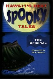 Cover of: Hawaii's Best Spooky Tales